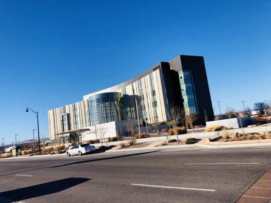 Dennis Maes Pueblo Judicial Building