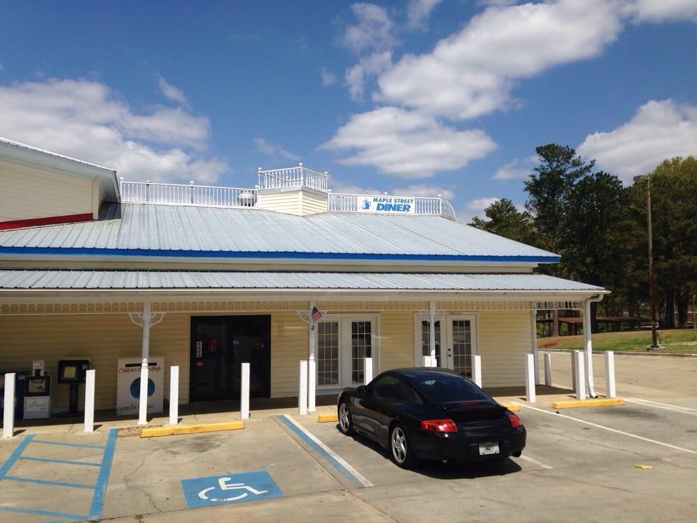 Maple Street Diner: 1201 Maple St, Carrollton, GA
