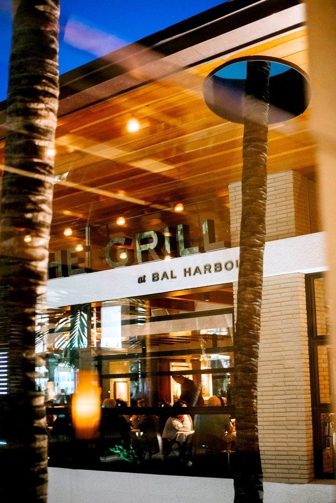 Hillstone Restaurant: 9700 Collins Ave, Bal Harbour, FL