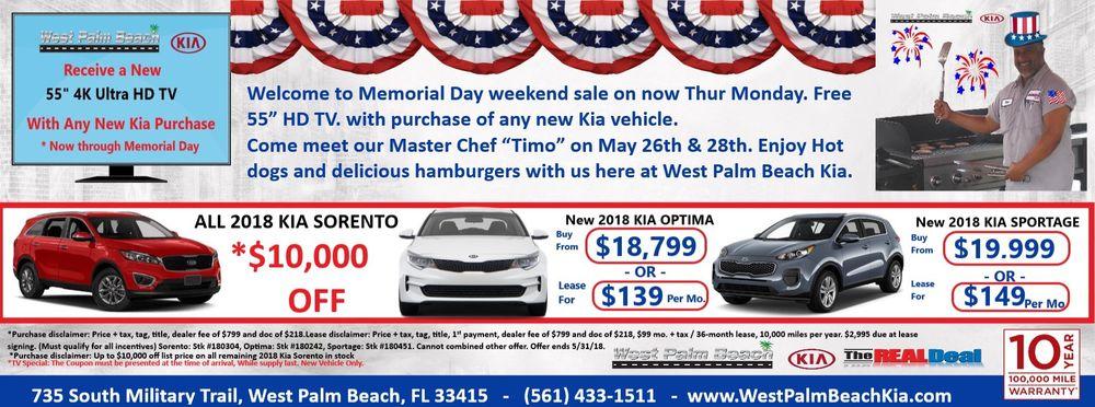 West Palm Beach Kia - 12 Photos & 51 Reviews - Car Dealers