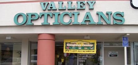 Valley Opticians: 780 NW Garden Valley Blvd, Roseburg, OR