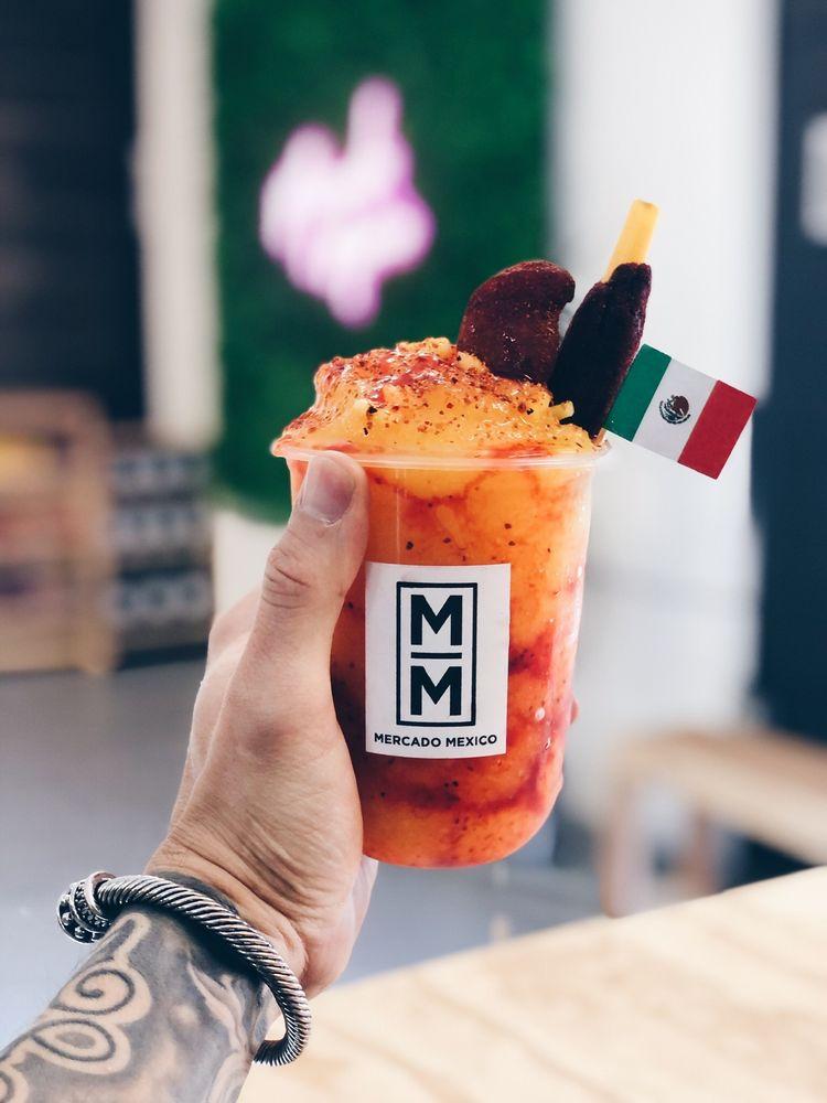 Mercado Mexico: 276 S Warren St, Bishop, CA