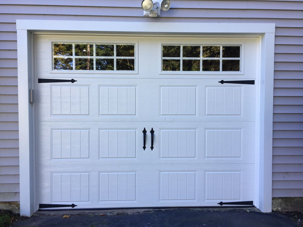 Garage Door Services: East Haven, CT