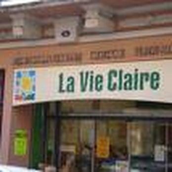 la vie claire magasin bio 5 rue dode voiron is re num ro de t l phone yelp. Black Bedroom Furniture Sets. Home Design Ideas