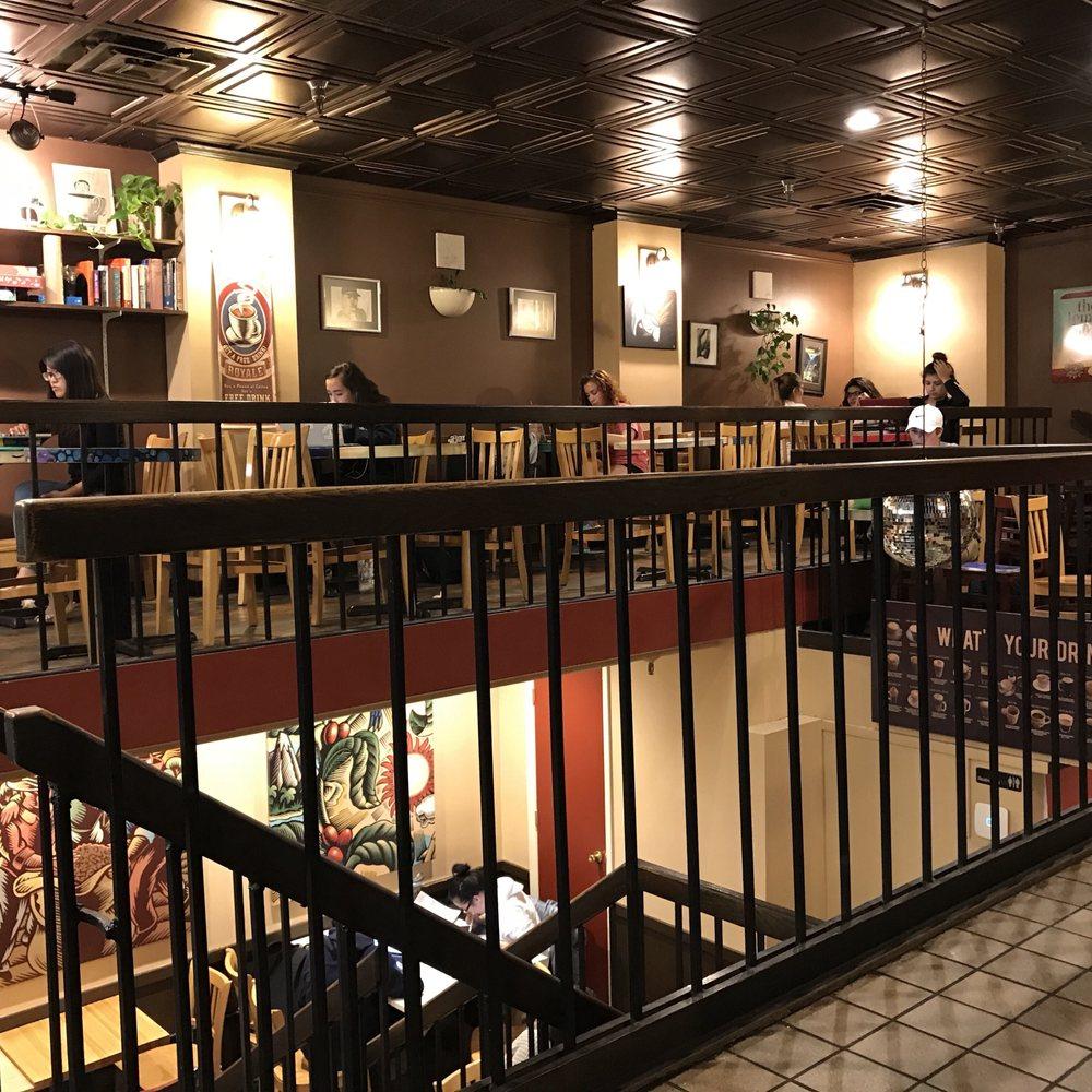Espresso Royale: 602 E Daniel St, Champaign, IL