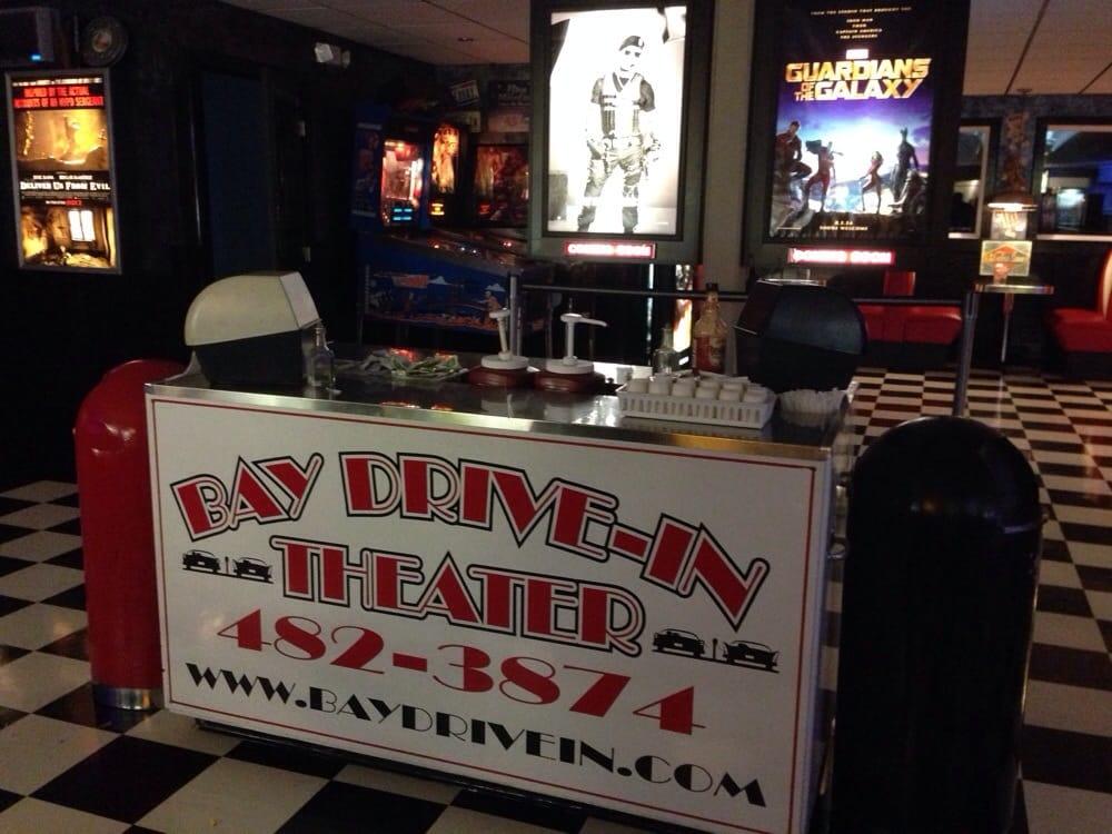 Bay Drive-In Theatre: RR 26, Alexandria Bay, NY