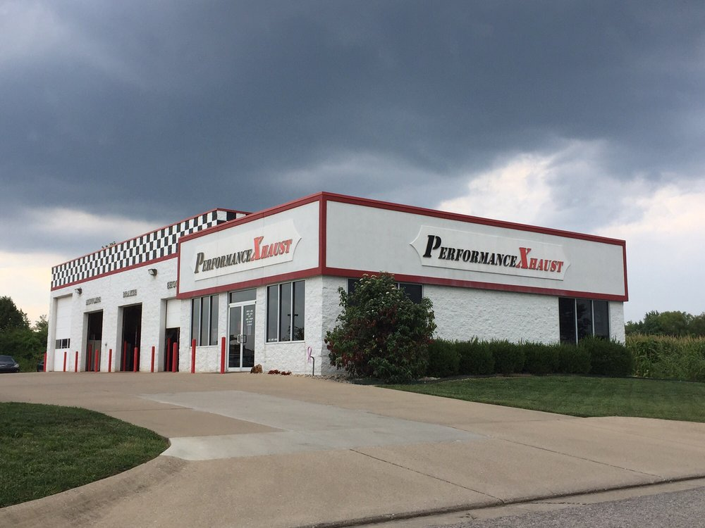 Performance Exhaust: 804 N Royal Ave, Evansville, IN