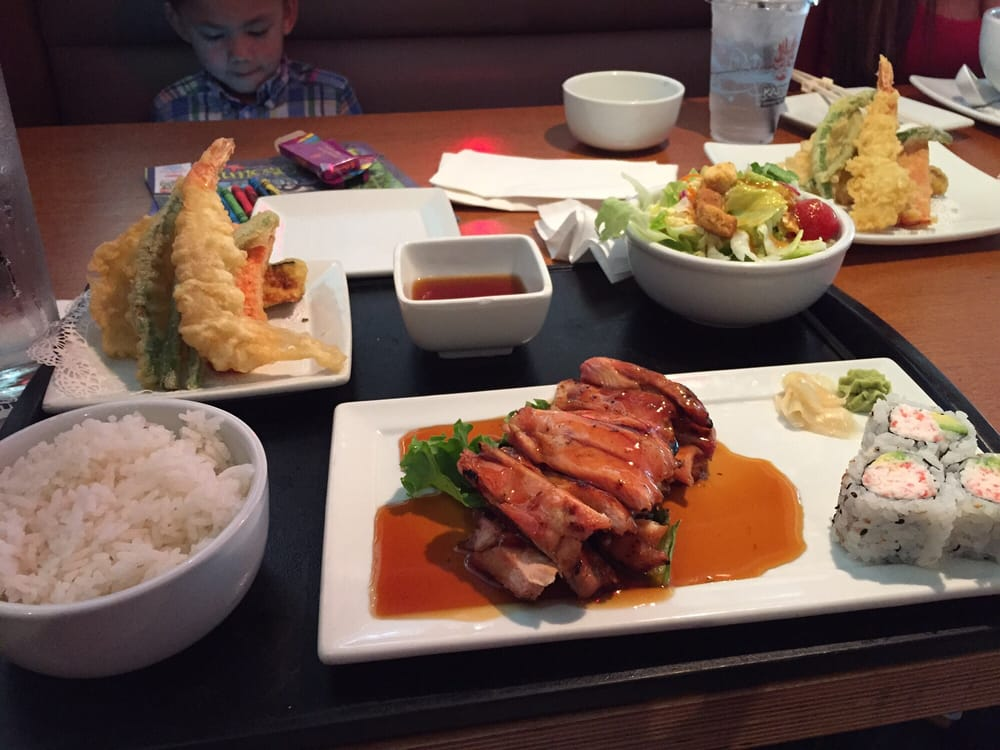 Lunch special ninja deluxe only yelp - Kabuki japanese cuisine ...