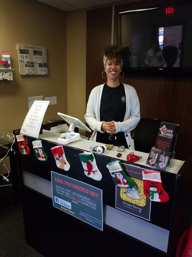 Social Spots from Excape Games Clarksville