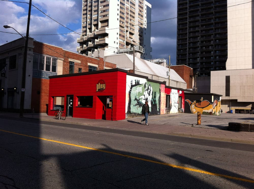 Phog Lounge: 157 University Avenue W, Windsor, ON