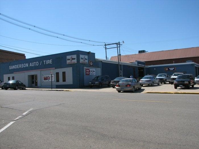Sanderson Auto Repair: 131 W College St, Albert Lea, MN