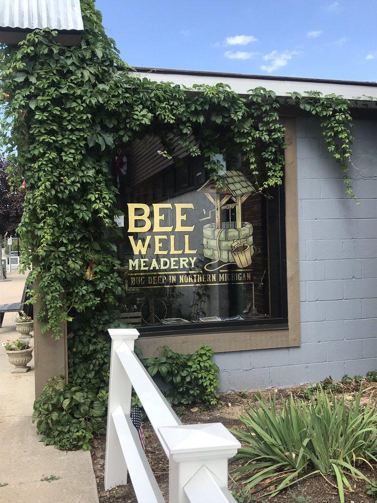 Bee Well Mead & Cider: 116 N Bridge St., Bellaire, MI