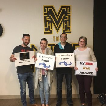 Groupon Escape Room Mansfield