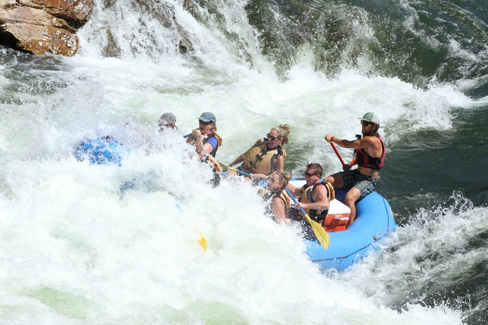 Wiley E Waters - Whitewater Rafting: 201 William Lloyd Ln, Superior, MT