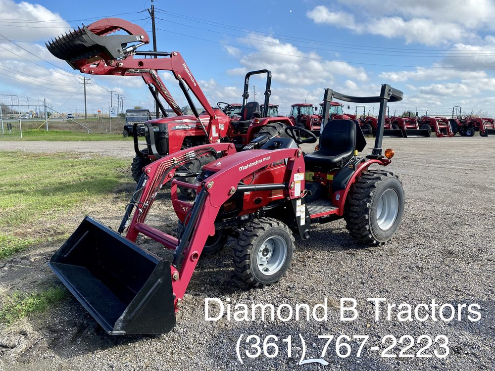 Diamond B Tractors & Equipment: 16125 Fm 624, Robstown, TX