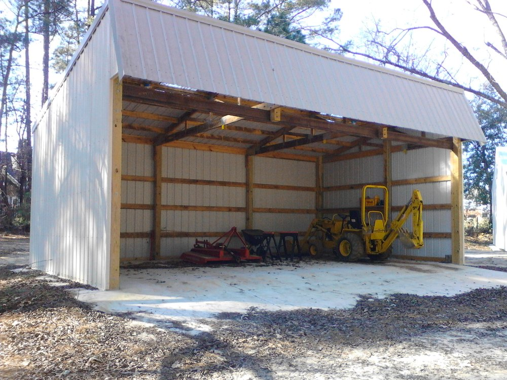 Rosser Donnie Construction: 1500 Cedar Creek Rd, Fayetteville, NC