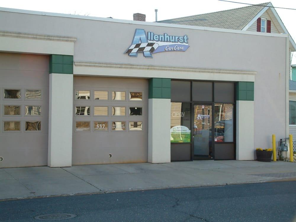 Allenhurst Car Care: 537 Main St, Allenhurst, NJ