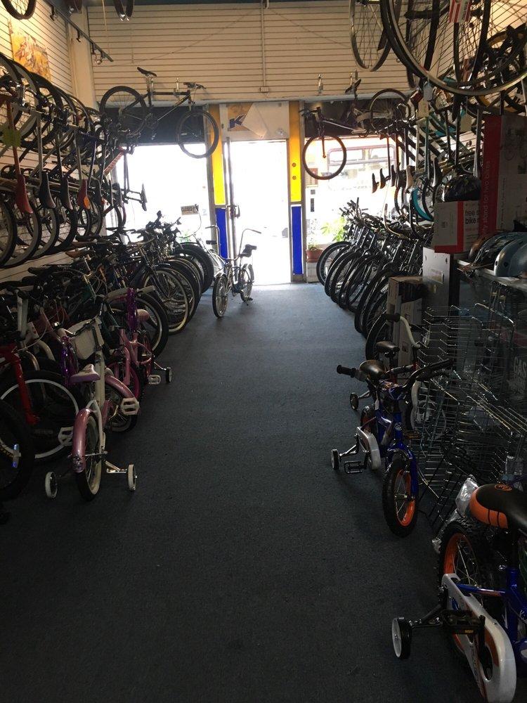 Al's Bike Shop