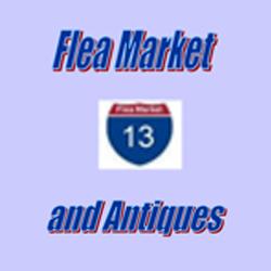 Flea Market 13 & Antiques: 1011 Ocean Hwy, Pocomoke City, MD