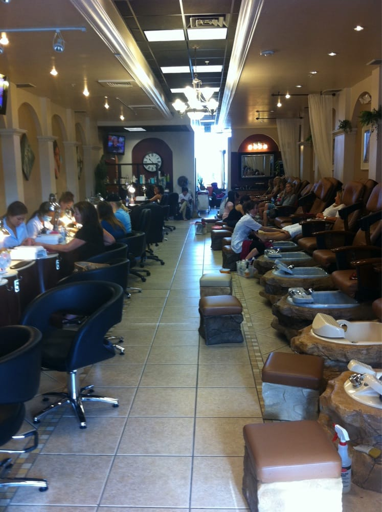 Best nail salon around - Yelp