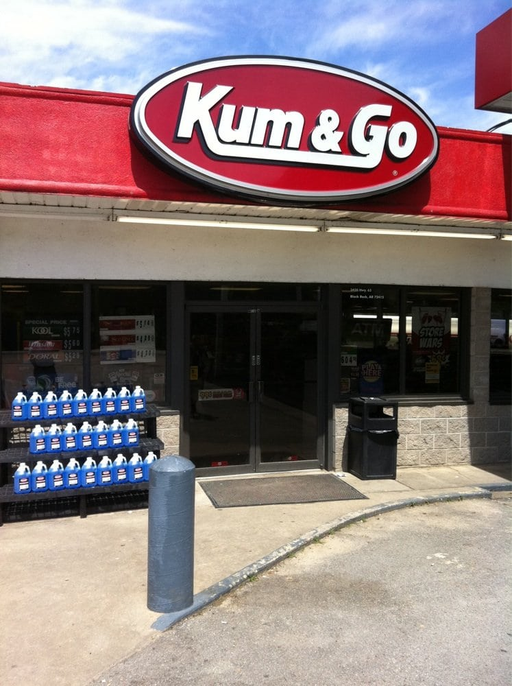 Food from Kum & Go