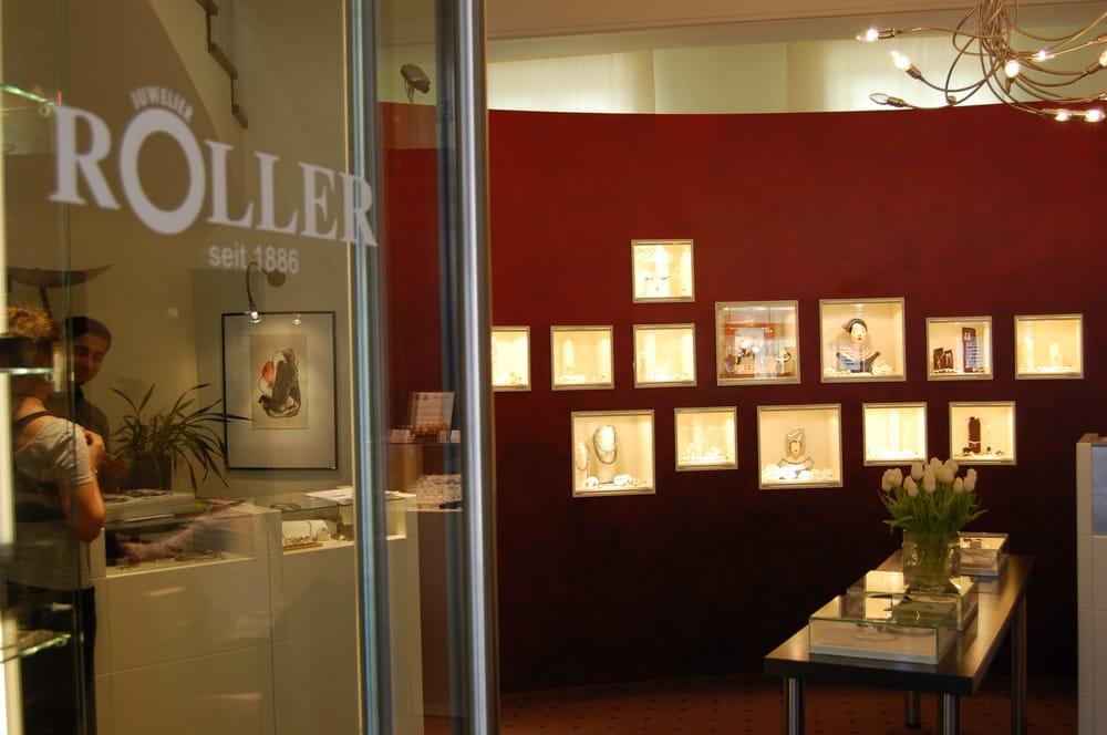 juwelier roller gioiellerie innere klosterstr 1. Black Bedroom Furniture Sets. Home Design Ideas