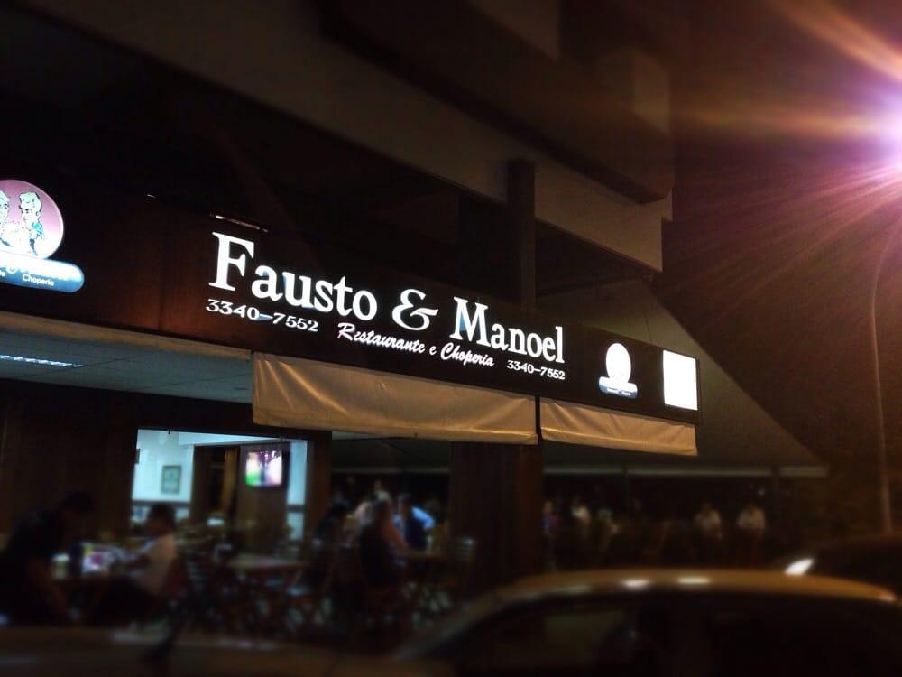 Fausto & Manoel