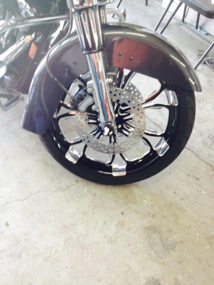 Coyote's Motorcycle Tires: 16204 Alpine Blvd, Alpine, CA
