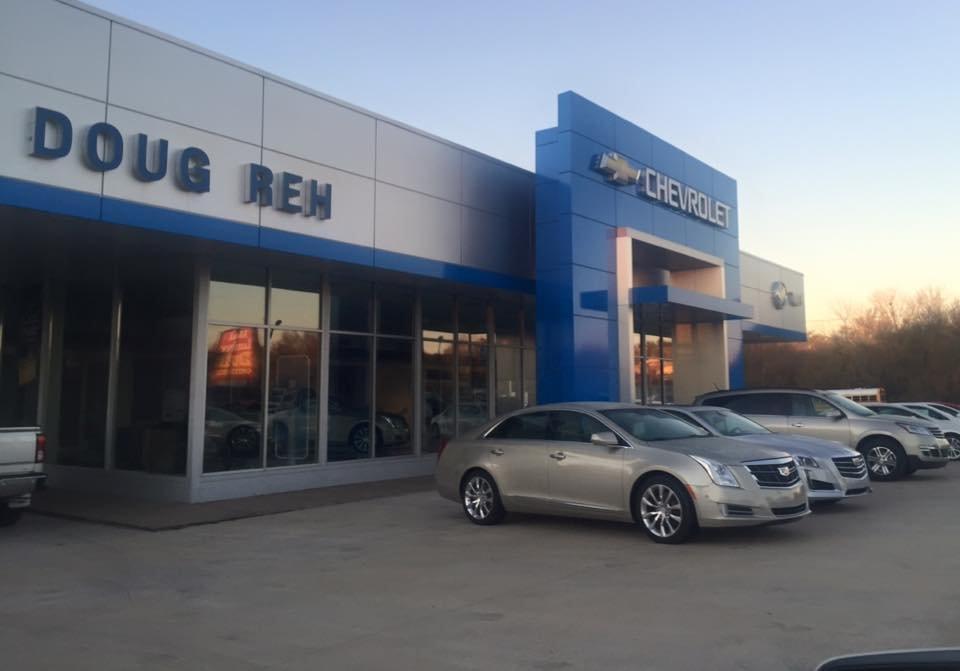 Doug Reh Chevrolet Inc.: 1501 E 1st St, Pratt, KS