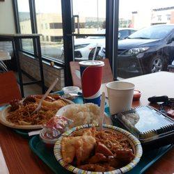 Wenatchee Fast Food