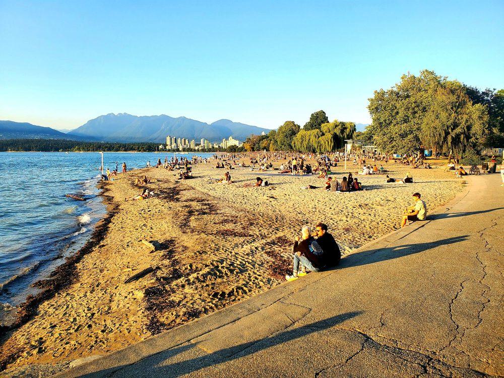 Kitsilano Beach Park