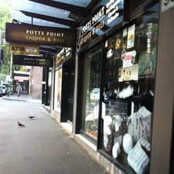 Potts Point Bottle Shop