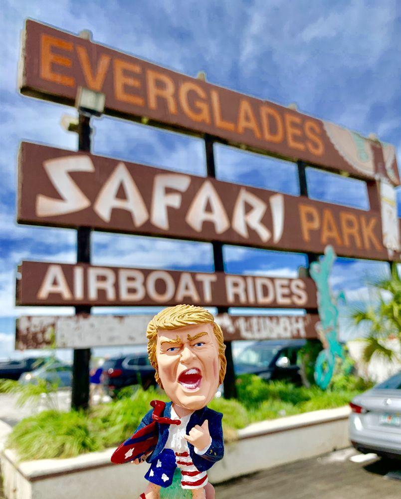Everglades Safari Park: 26700 SW 8th St, Miami, FL