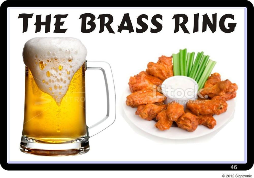 Photo of Brass Ring: Haubstadt, IN
