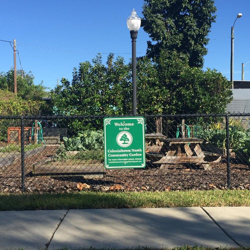 Photos for colonialtown north community garden yelp - Fairchild funeral home garden city ny ...