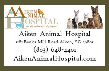 Aiken Animal Hospital: 1181 Banks Mill Rd, Aiken, SC