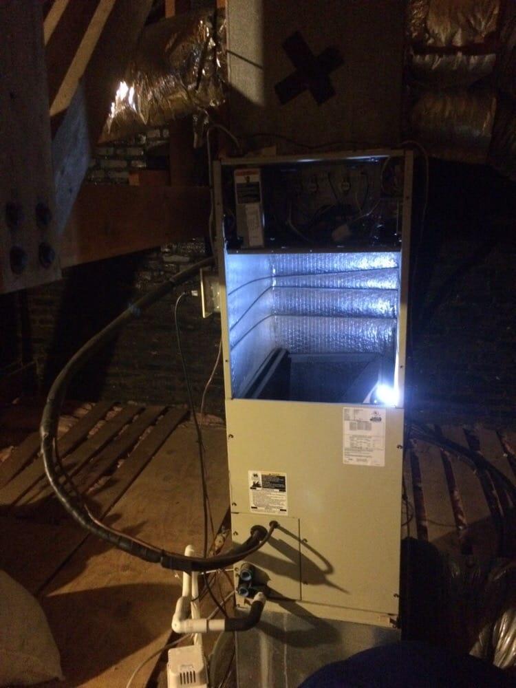 KCS Heating and Air: 7235 Gabe Ct, Manassas, VA