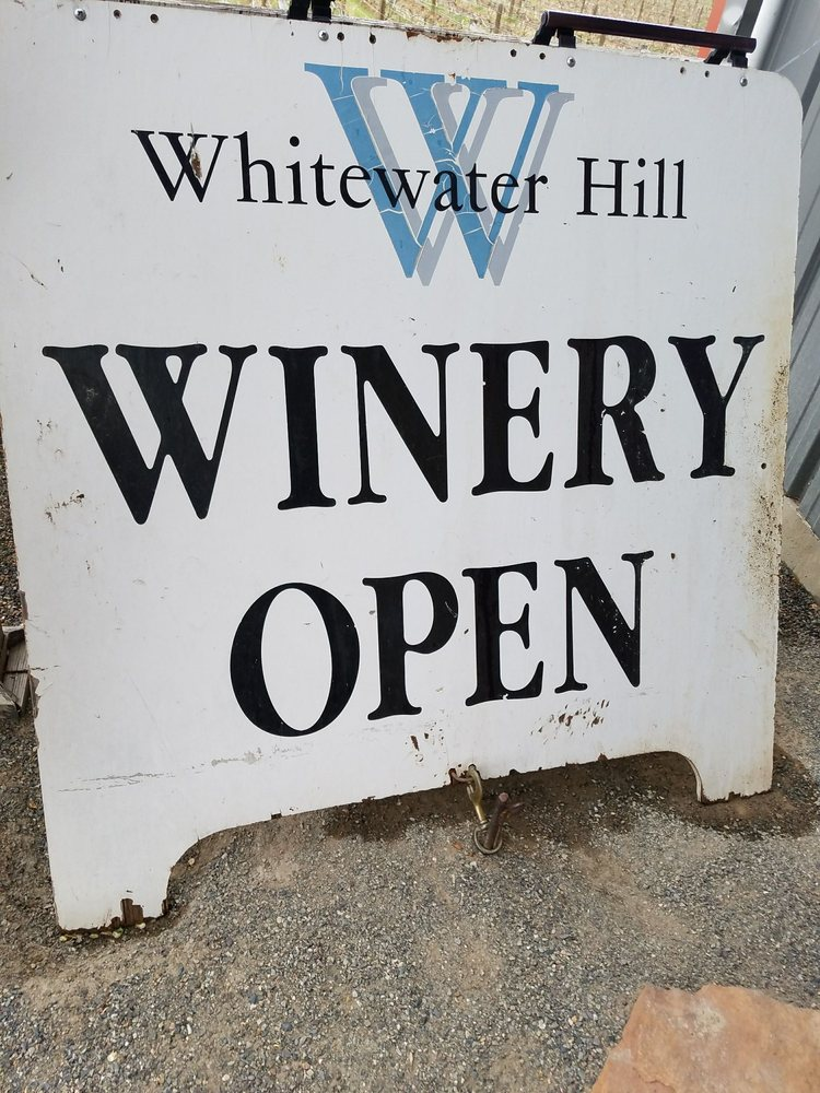 Social Spots from Whitewater Hill Vineyards & Winery