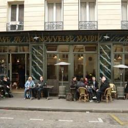 le caf de la nouvelle mairie 35 reviews french 19. Black Bedroom Furniture Sets. Home Design Ideas