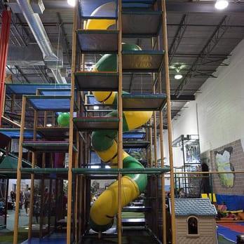 how to open an indoor playground in ontario