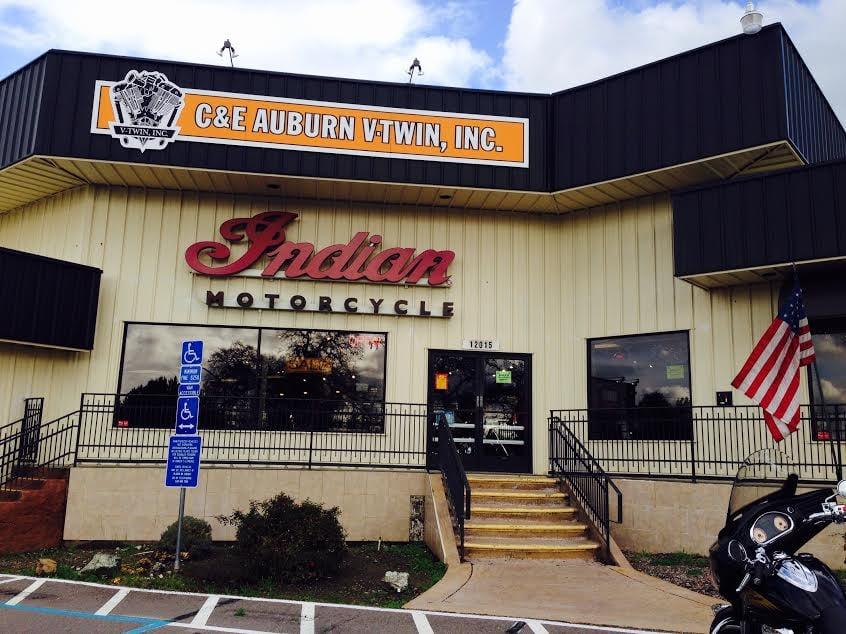 C & E Auburn Indian and V-Twin: 12015 Shale Ridge Ln, Auburn, CA