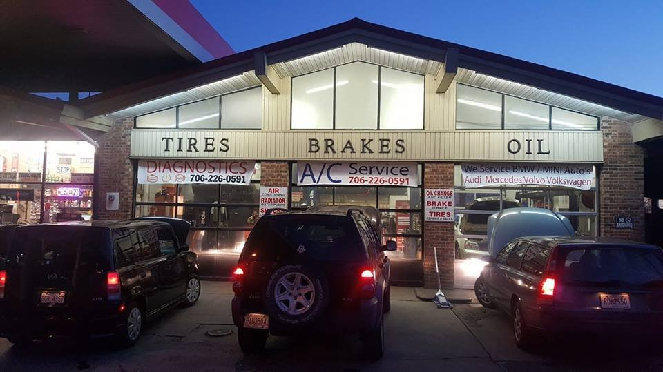 Towing business in Dalton, GA