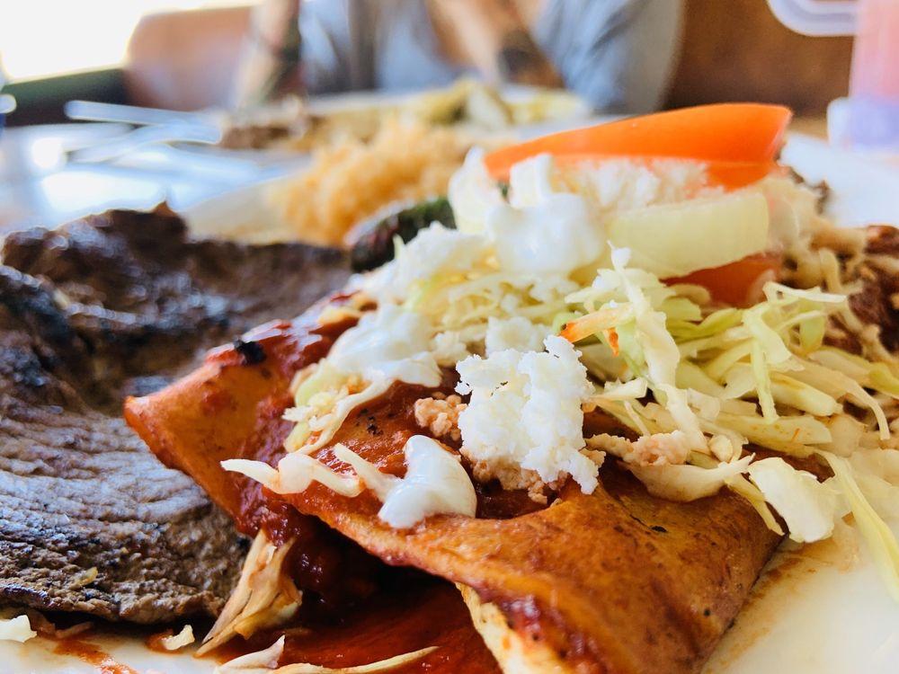 Eve's Enchiladas Restaurant: 103 Bassett St, King City, CA