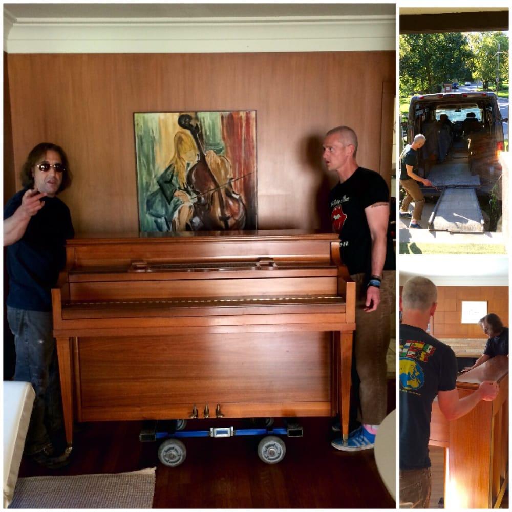 Tuna Piano Service: 2123 E 9th St, Des Moines, IA
