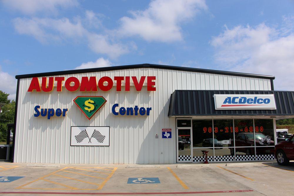 Automotive Super Center: 1505 US Highway 259 N, Kilgore, TX
