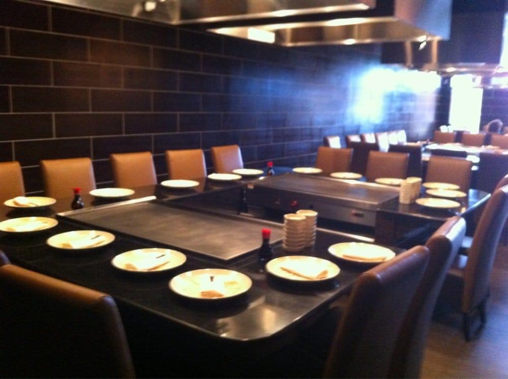 Hibachi Table Yelp - Hibachi table restaurant