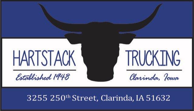 Hartstack Trucking: 3255 250th St, Clarinda, IA