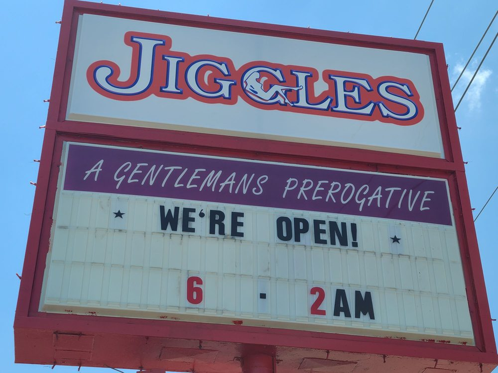 Jiggles Strip Joint: 7259 Pendleton Pike, Indianapolis, IN