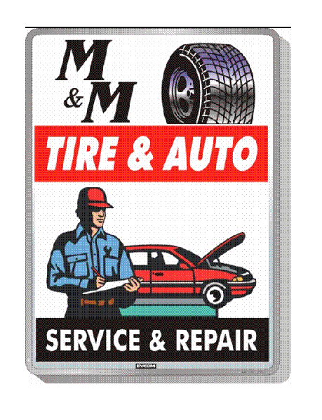 M & M Tire & Auto: 400 N Buckeye Ave, Abilene, KS