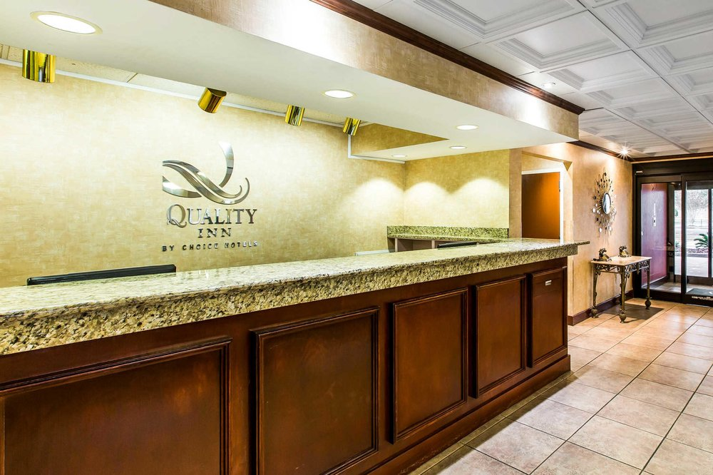 Quality Inn At Albany Mall: 806 N Westover Blvd, Albany, GA